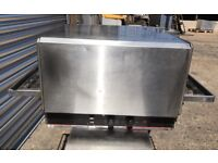 16 INCH CONVEYOR PIZZA OVEN LINCOLN IMPINGER , SINGLE PHASE Full Working