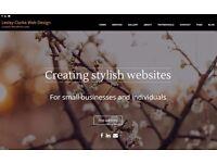 Lesley Clarke Web Design: Professional Web Design Service - West Midlands, Staffordshire, Birmingham