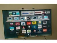 Panasonic Viera 40 inch LED TV with wall bracket