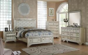 BEDROOM SETS ON SALE FURNITURE STORES GREAT DEAL - FREE SHIPPING | CALL -905-451-8999 (GL8)