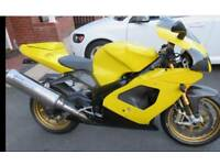 2004 Ashill RSV excellent condition selling due to moving abroad