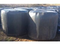 25 Round bales of first cut silage. High quality. Very dry. Rathfriland area.