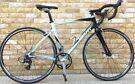 56cm M Giant Defy 4 Road Ride Road AluXX FluidForm alloy racing race Bike racer bicycle
