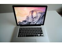 MacBook Pro 15'' - i7, 8GB RAM, 128 GB SSD in great condition