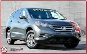 2013 Honda CR-V LX AWD garantie global 120000