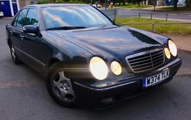 Mercedes E240 Avantgarde Very Good Condition !!! Low Mileage !! ( Classic ) ( Bmw ) ( Audi )