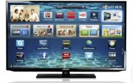 Samsung smart tv broken screen