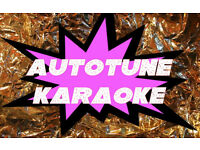 Autotune Karaoke For Hire