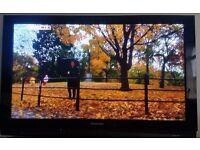 Panasonic TH-50PZ81B Plasma Television