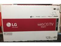 """LG 49"""" LG49LF59 SMART TV - bargain"""