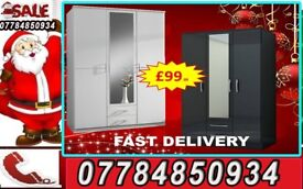 wardrobes brand new robes tall boy bedroom furniture fast delivery