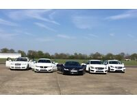 Chauffeur Service / Self Drive / Wedding Car Hire / Rolls Royce Phantom / Bentley / R8 / M4 / C63