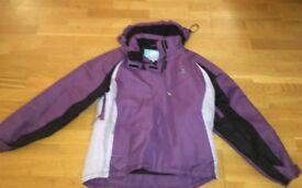 Ladies Surfanic Ski Jacket- size 14(Large)