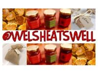WEDDING FAVOURS by WelshEatsWell - Bespoke Welsh Cakes, Jams & Chutneys