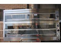 HCW5 Stile Chicken Display Cabinet