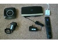 bt you view box and bt home hub