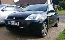 Ford Fiesta- very good condition, low mileage