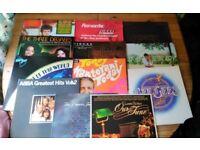 Vintage Vinyl Record Collection, Bundle, Job Lot
