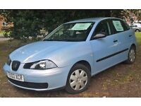 RELIABLE SEAT IBIZA 12 MONTHS MOT & SERVICED
