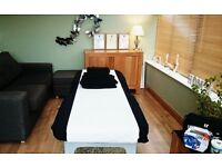 Sports/ Deep Tissue Massage to relieve muscular aches and pains. Friendly and professional service.