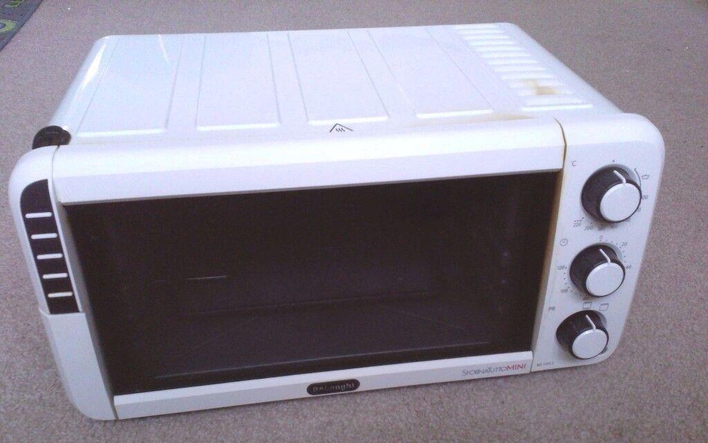 De'Longhi Table Top Oven