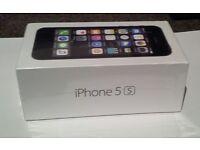 New Grey i phone 5S 16GB Vodafone