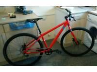 Vitus dee city bike