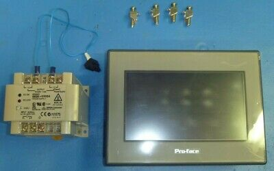 Pro-face Gc-4401w Pfxge4401wad 7 Touch Screen Operator Panel Hmipower Tested