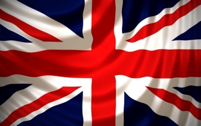 5x8 ft United Kingdom Great Britain Union Jack Country Flag Print Nylon USA Made