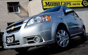 2010 Chevrolet Aveo LT! Cruise+AuxIn+A/C! ONLY $97/bi-weekly!