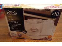 George mini choppper for sale.