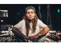 Tash Sultana- O2 Academy Brixton, London (Thursday 20th September 2018 at 7pm) SOLD OUT EVENT!
