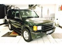 🌟P/X TO CLEAR🌟★LAND ROVER DISCOVERY TD5 AUTOMATIC GS 5STR★SERVICE HISTORY★MOT DEC 17★KWIKI AUTOS★