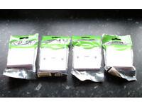 4 Plastic Telephone Sockets (£10 or £3 each)