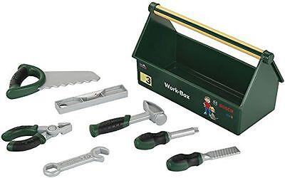 Theo Klein 8573 - Bosch Work-Box mit Werkzeug