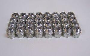 Set of 24 Chevy Silverado Suburban Tahoe Avalanche OEM Factory Metric Lug Nuts