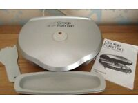 George Foreman 2 Person Grill for Healthy Eating