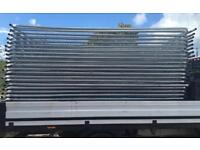 👷🏽 New Heras Fencing Set ~ (Panel/ Foot/ Clip) Temporary Security Fencing