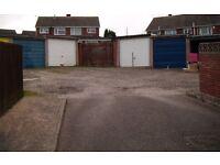 St Thomas, EXETER - Single garage to rent (Storage/vehicle)