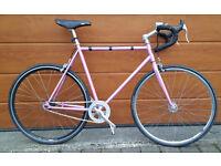 Pitango Custom Fixie Road Bike