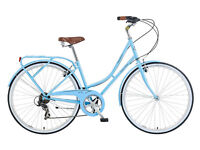 Claud Butler Covent Garden Blue Traditional Style Bike - Excellent condition