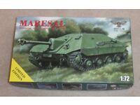 Military Tank Plastic Model Kit