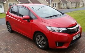 Honda Jazz, Milano Red
