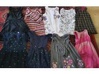 Girls dresses 4-5 years