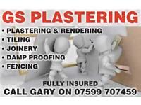 Gs plastering