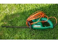 Hedge trimmer - Black and Decker GT350, 51cm blade, 400W