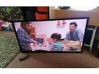 Samsung 60 Inch super slim 3D led new condition fully working with remote control