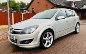 image for 2009 (59) Vauxhall Astra 1.8 Sri Xp pack.  Vxr, vx- line, Exterior pack