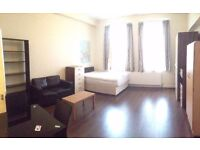 All Bills & Council Tax Included. modern Studio flat located in Ealing Close to Tube & Shops