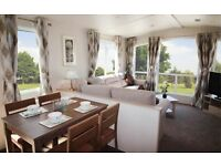 Luxury Static Caravan For Sale In The Yorkshire Dales / Leyburn / North Yorkshire
